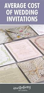 Average cost of wedding invitations for Cost of wedding invitations for 100