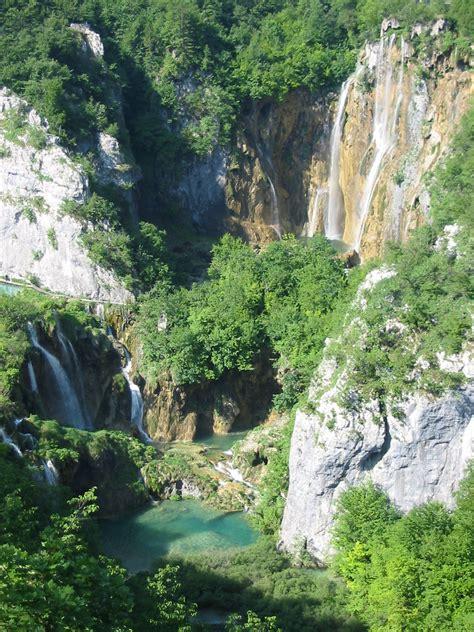 Paradise In The Devils Garden Plitvice Waterfalls
