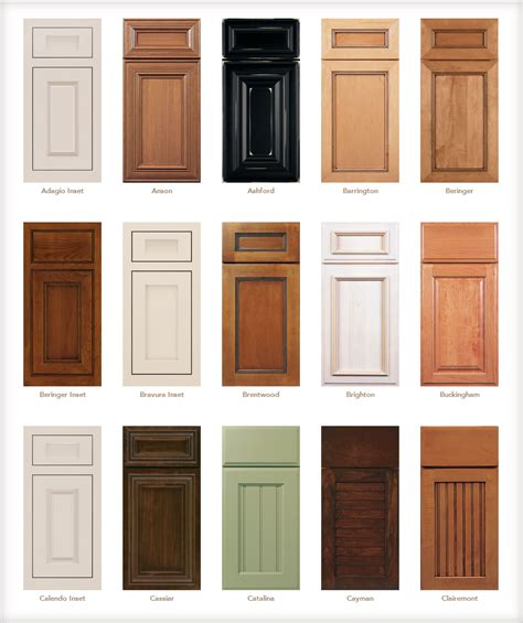 different types of kitchen cabinets fantastic kitchen door styles 30 for home design planning