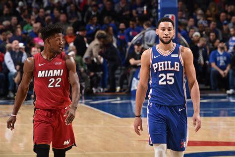 76Ers Vs Heat / Philadelphia 76ers 3 Takeaways From Game 4 ...