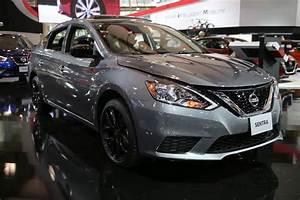 Inside The 2019 Nissan Sentra