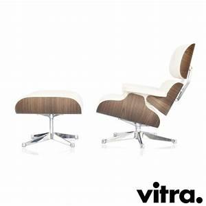 Eames Chair Weiß : vitra eames lounge chair xl ottoman zum sonderpreis bei midmodern ~ Markanthonyermac.com Haus und Dekorationen