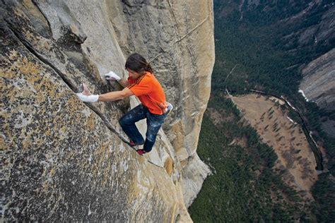 Flash Memory Dean Potter Climbing Magazine Rock