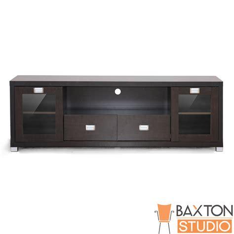 Baxton Studio Gosford Shoe Cabinet by Baxton Studio Gosford Brown Wood Modern Tv Stand