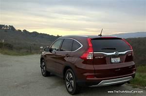 2015 Honda Cr-v Exterior Front