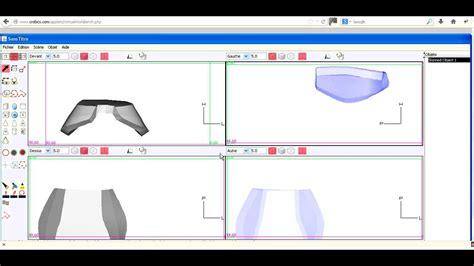 crobics logiciel de dessin 3d tutoriel des commandes de base du logiciel de dessin partie