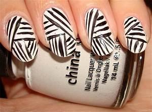 Easy Simple Nail Art Designs Ideas u2013 Inspiring Nail Art ...