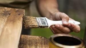 Lackiertes Holz Mit Acrylfarbe Streichen : holz streichen ohne schleifen so geht 39 s holz streichen holzbeize und holz ~ Watch28wear.com Haus und Dekorationen