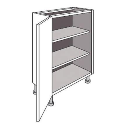 meuble cuisine profondeur meuble de cuisine bas faible profondeur 1 porte