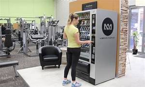 New Approach To Gym And Sport Facility Vending