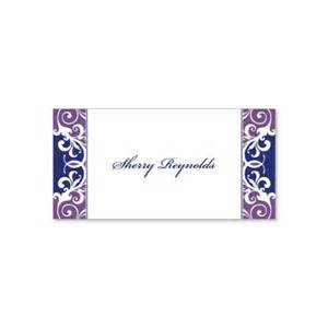 Avery Wedding Place Card Template