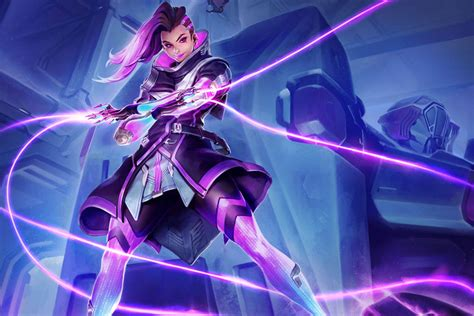 cuisine am駭agement blizzard appears to accidentally leak a second 39 overwatch 39 sombra image