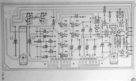 thorens td 125 armboard template td125 svc man