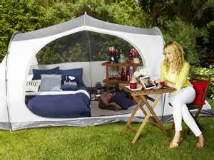 DIY Tent Glamping Ideas