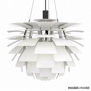 Louis Poulsen Artichoke : 3d louis poulsen ph artichoke model ~ Eleganceandgraceweddings.com Haus und Dekorationen