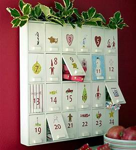 10+ Homemade Advent Calendar Craft Ideas - Art & Craft Ideas