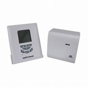 Horstmann Water Heater Instructions