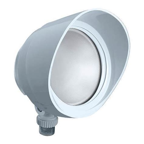 rab lighting bullet12yw led bullet flood 75 watt halogen
