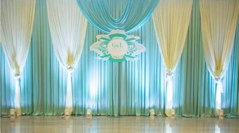 j celeste curtains popular wedding backdrop buy cheap wedding backdrop lots