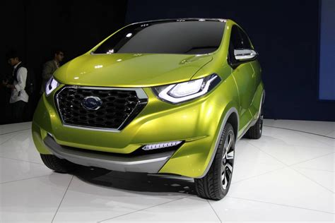 New Datsun Redigo Coming To India In May 2015; Will Be