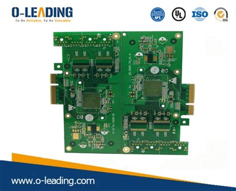 Printed Circuit Board Supplier Multilayer Pcb