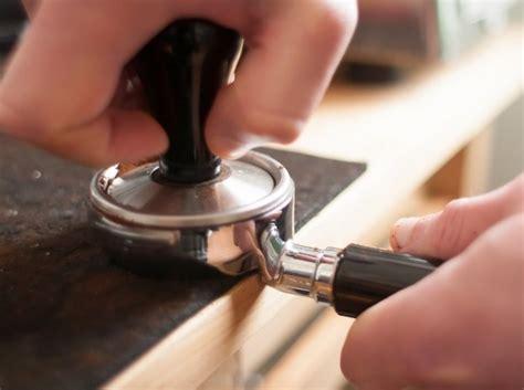 The Espresso Tamper