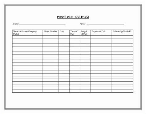 sales call report template excel exceltemplates