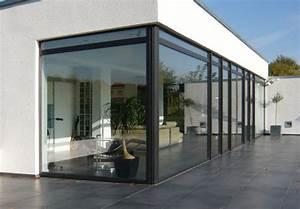 Baie Vitrée Sur Mesure : baie vitr e design ~ Edinachiropracticcenter.com Idées de Décoration