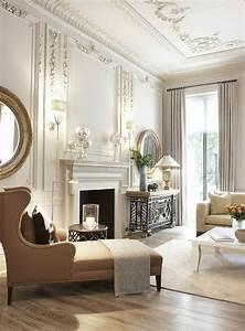 idee couleur peinture salon salle a manger 2 salon With salle a manger baroque