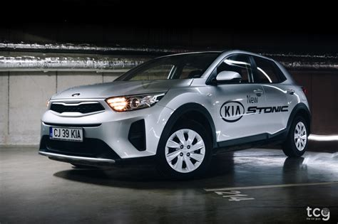 Kia Baby by Kia Stonic A Baby Suv With Grit