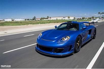 Mirage Gt Gemballa Cobalt Porsche California Carrera