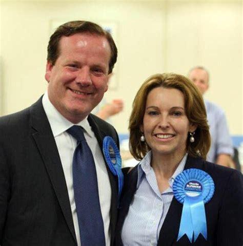 Charlie Elphicke's wife slams ex-Tory MP's 'unfair' two ...