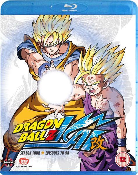 We did not find results for: Dragon Ball Z KAI - Season 4 Blu-ray   Zavvi