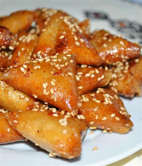briouates aux amandes les recettes de la cuisine de asmaa