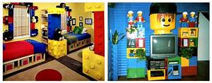 18 Awesome Boys Lego Room Ideas! – Tip Junkie
