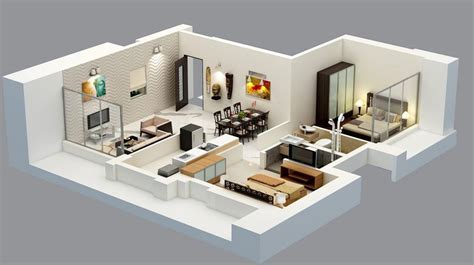 designing house plans interior designing tips for 2 bhk flat happykeys