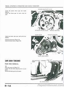 1984 Atv Three Wheeler Service Manual   6196801