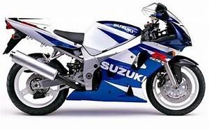 2004 Suzuki Gsxr600   Gsx