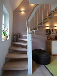 Treppe Im Wohnzimmer : eingangsbereich im wohnidee haus ~ Lizthompson.info Haus und Dekorationen