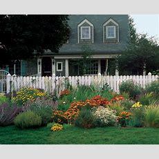 Frontyard Gardens Make A Strong First Impression