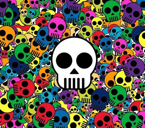 Calaveras De Colores wallpaper by KoniG e1 Free on