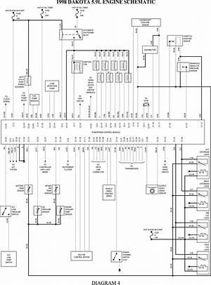 94 dodge dakota ignition wiring diagram  24523getacdes