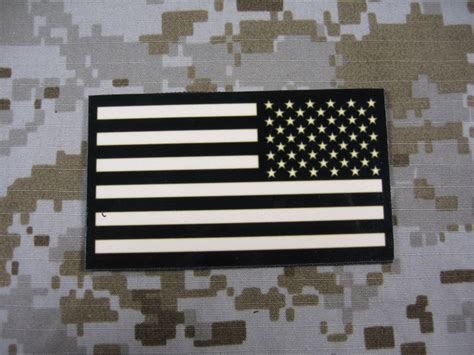 specwarfare airsoft dummy tanir  flag  patch mbss
