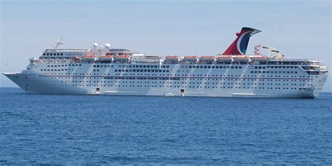 carnival inspiration itinerary schedule current