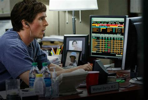 The Big Short Review Christian Bale Steve Carell Comedy