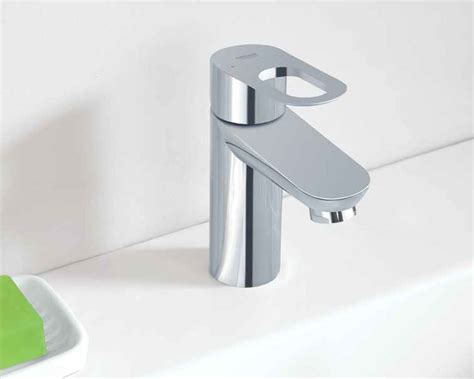 robinet cuisine grohe avec douchette grohe bauloop faucet
