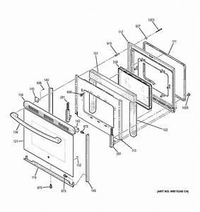 Looking For Ge Model Jb250df5ww Electric Range Repair