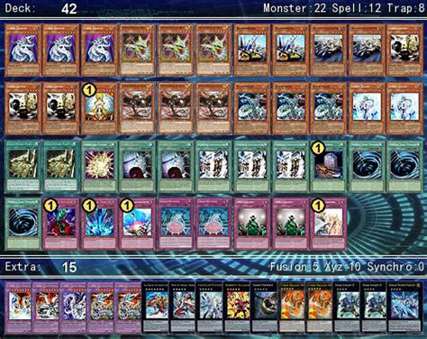 cyber revolution deck list the real cybernetic revolution cyber v4 pojo