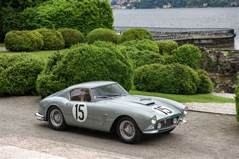 One of the most notable gt racers of its time, the 1959 250 gt berlinetta swb used a short (2,400 mm (94.5 in)) wheelbase for better handling. Salon Privé Celebrates The Ferrari 250 GT SWB Berlinetta