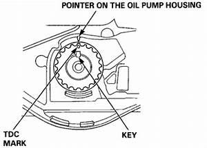 Sohc F22b Engine Timing Marks